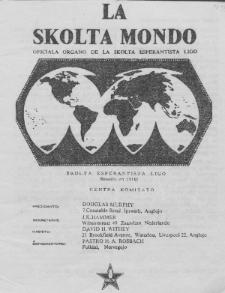 La Scolta Mondo. Vol. 3, n. 16 (1967/1968)