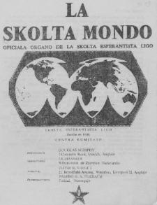 La Scolta Mondo. Vol. 3, n. 19 (1967/1968)