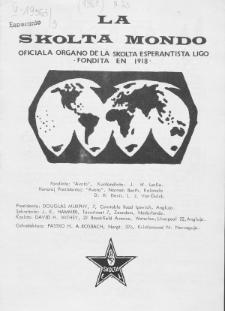 La Scolta Mondo. Vol. 3, n. 23 (1967/1968)