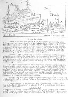 Tra la Mondo kaj literaturo.Nr 10/11 (1950)