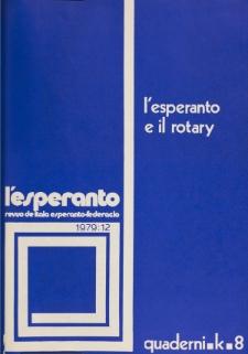 L'Esperanto. Anno 57, no 12 (1979)