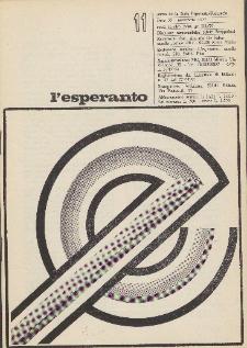 L'Esperanto. Anno 55, no 11 (1977)