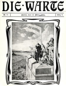 Die Warte. Jg. 2, nr 11 (1903)