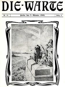 Die Warte. Jg. 2, nr 40 (1905)