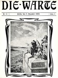 Die Warte. Jg. 2, nr 49 (1905)