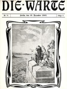 Die Warte. Jg. 2, nr 51 (1905)