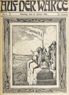 Die Warte. Jg. 5, nr 3 (1908)