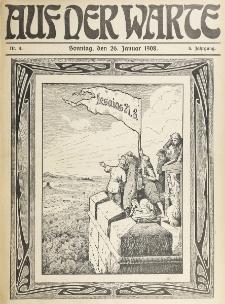 Die Warte. Jg. 5, nr 4 (1908)