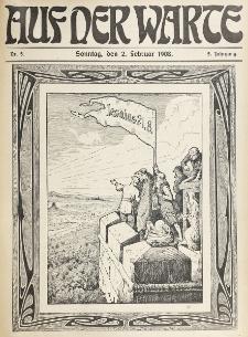 Die Warte. Jg. 5, nr 5 (1908)