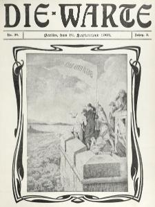 Die Warte. Jg. 2, nr 38 (1905)