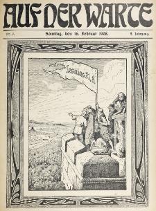 Die Warte. Jg. 5, nr 7 (1908)