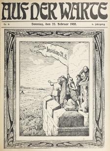 Die Warte. Jg. 5, nr 8 (1908)