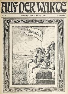 Die Warte. Jg. 5, nr 9 (1908)