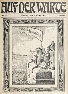 Die Warte. Jg. 5, nr 10 (1908)