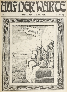 Die Warte. Jg. 5, nr 11 (1908)