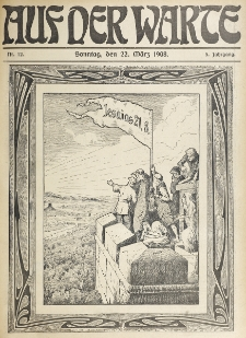 Die Warte. Jg. 5, nr 12 (1908)