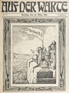 Die Warte. Jg. 5, nr 13 (1908)