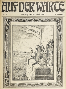 Die Warte. Jg. 5, nr 19 (1908)
