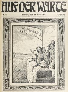 Die Warte. Jg. 5, nr 20 (1908)