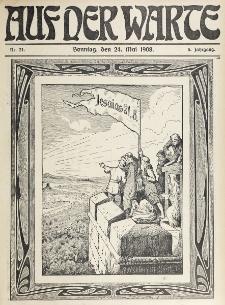 Die Warte. Jg. 5, nr 21 (1908)
