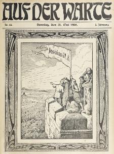 Die Warte. Jg. 5, nr 22 (1908)