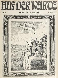 Die Warte. Jg. 5, nr 25 (1908)