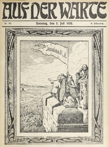 Die Warte. Jg. 5, nr 27 (1908)