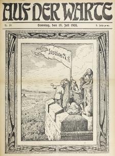 Die Warte. Jg. 5, nr 29 (1908)