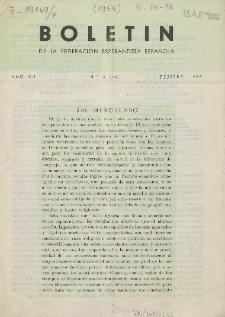 Boletín de la Federación Esperantista Española. Anno 7, n. 2 (1955)