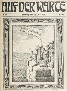 Die Warte. Jg. 5, nr 30 (1908)