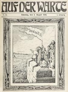 Die Warte. Jg. 5, nr 31 (1908)
