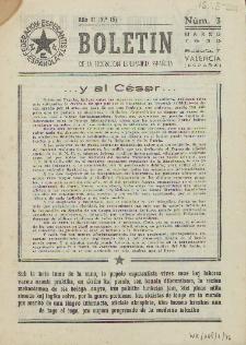 Boletín de la Federación Esperantista Española. Anno 2, n. 3 (1950)