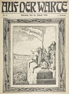 Die Warte. Jg. 5, nr 33 (1908)