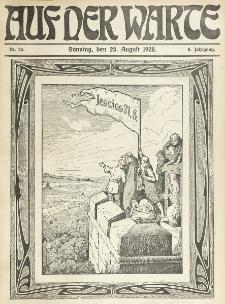 Die Warte. Jg. 5, nr 34 (1908)