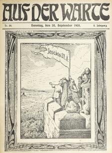 Die Warte. Jg. 5, nr 38 (1908)