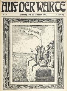 Die Warte. Jg. 5, nr 41 (1908)