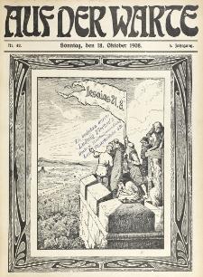 Die Warte. Jg. 5, nr 42 (1908)