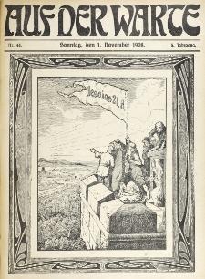 Die Warte. Jg. 5, nr 44 (1908)