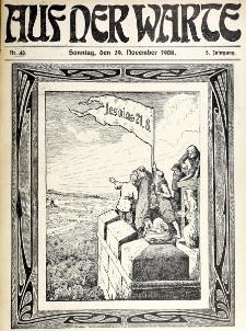 Die Warte. Jg. 5, nr 48 (1908)