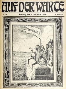 Die Warte. Jg. 5, nr 49 (1908)