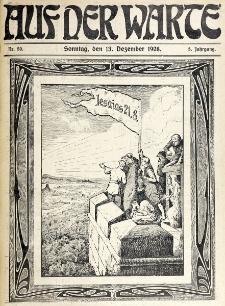 Die Warte. Jg. 5, nr 50 (1908)