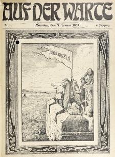 Die Warte. Jg. 6, nr 1 (1909)