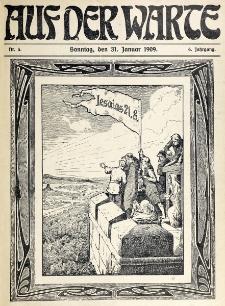 Die Warte. Jg. 6, nr 5 (1909)