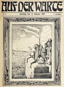 Die Warte. Jg. 6, nr 7 (1909)