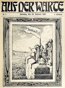 Die Warte. Jg. 6, nr 9 (1909)