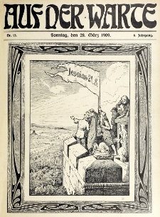 Die Warte. Jg. 6, nr 13 (1909)