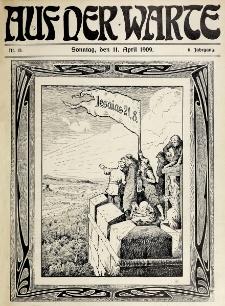 Die Warte. Jg. 6, nr 15 (1909)