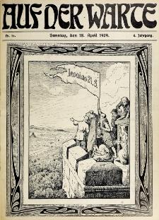 Die Warte. Jg. 6, nr 16 (1909)