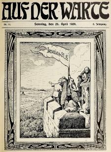 Die Warte. Jg. 6, nr 17 (1909)