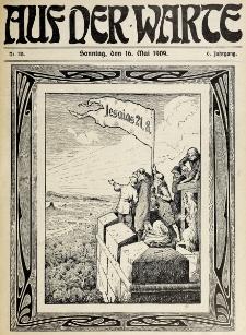 Die Warte. Jg. 6, nr 20 (1909)